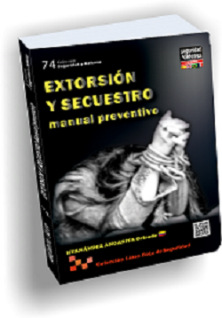 R74-Extorsión y Secuestro, manual preventivo